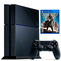 Playstation 4 500gb Sony Ps4 + The Last Of Us + Destiny