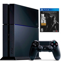 Playstation 4 Ps4 500gb + Hdmi + The Last Of Us + Wifi
