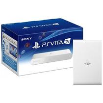 Ps Vita Tv Playstation Tv Sony Psvita Branco 100v-240v