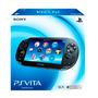 Ps Vita Psvita Wi-fi + Cartão De Memória 16gb Original Sony