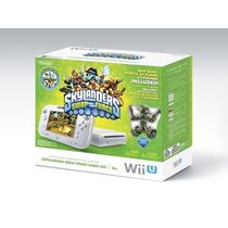 Novo Console Wii U Com Skylanders Swap Force Starter Pack
