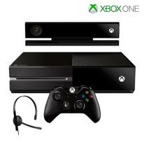 Xbox One Microsoft Kinect 500gb + 2 Controles + 1 Jogo