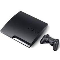 Console Semi Novo Playstation 3 Ps3 Slim 160gb Funcionando