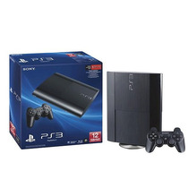 Video Game Sony Playstation 3 12gb Ps3 Wifi Bluray Bivolt