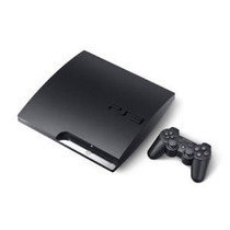 Video Game Ps3 Playstation 3 Sony + 1 Controle 160gb Novo
