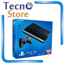 Playstation 3 Ps3 Super Slim 500gb Mexicano Bi-volt Bluray