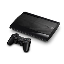 Playstation 3 Ultra Slim Ps3 12gb Cabo Hdmi De Brinde