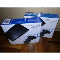 Playstation 2 Desbloqueado Com 1 Controle