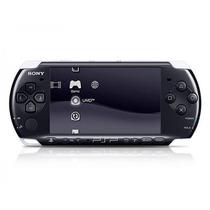 Playstation Postátil Psp 3001 Slim + Cartão De Memória 2gb