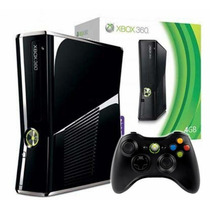 Xbox 360 Slim 4gb Rgh E Lt+ 3.0 Hd E Dvd Jtag Reset