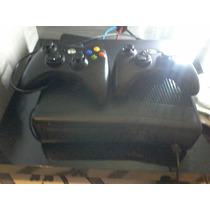 Vendo Ou Troco Xbox360slim 4gb Por Jogos De Ps3