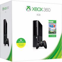 Console Xbox 360 4gb 12 X Sem Juros Pronta Entrega