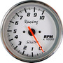 Contagiros 110mm + Voltímetro + Press Óleo + Press Comb