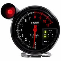 Velocímetro Conta Giro Automotivo Tuning Led 7 Cores
