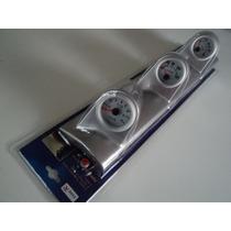 Coluna Kit Manômetro 3 Relógios.