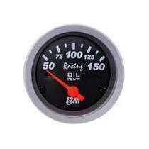 Temperatura De Óleo Racing 52mm + Sensor Universal.