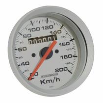 Velocímetro Cronomac 85mm Linha Racing