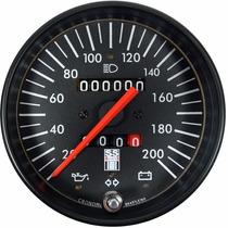 Velocímetro Mec Opala Ss Gm Pick-up Chevette - Cronomac