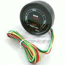 Hallmeter Manômetro Ajustável Carros Normal Aspirado E Turbo