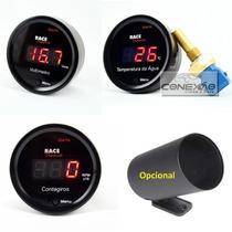 Combo Medidor Temperatura Contagiros Voltímetro Vm 20% Off