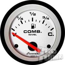 Indicador Combustivel Cronomac Street 52mm Brasilia Kombi