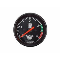 Pressão De Combustível 4kg 60mm Série Opala Ss - Cronomac