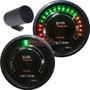 Hallmeter Digital Racetronix 52mm Sonda Led Turbo + Copo Pvc