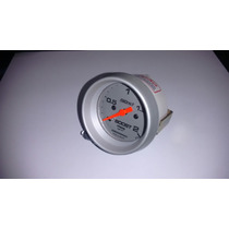 Manometro Cronomac Racing 60mm Turbo 2 Kg
