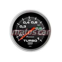Manometro Pressão De Turbo 1kg Racing 52mm Cronomac