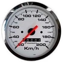 Velocímetro Mec. Croma Brasília Fusca Buggy Kombi - Cronomac