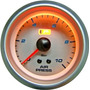 Auto Gauge Pressão De Ar 10 Bar 52mm Silver Series