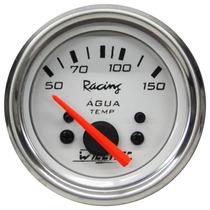 Termperatura De Água Willtec Top Br Indicador 52mm + Led
