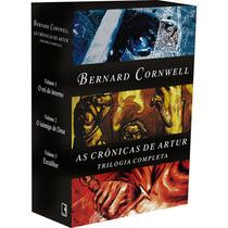 Box As Crônicas De Artur (3 Livros) #