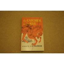 Catcher In The Rye J D Salinger Apanhador Importado Inglês