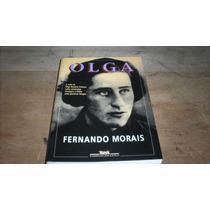 Livro Olga - Autor Fernando Morais