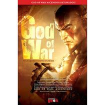 Livro - God Of War: O Guia Definitivo Da Série Novo Embalado