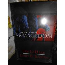 Livro A Batalha Cosmica Das Eras Armagedom Novo Lacrado