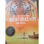 Livro As Aventuras De Pi Yann Martel Oscar Cinema Ang Lee