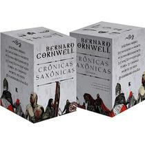 Livro - Box Crônicas Saxônicas (7 Livros) - Novo - Lacrado