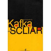 Livro - Os Leopardos De Kafka - Moacyr Scliar