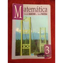 Matemática 3 Alfa E Beta Edwaldo Bianchini E Herval Paccola