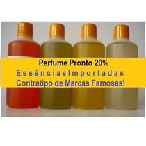Perfume Pronto 1 Litro Masc/fem Essências Importadas Premium