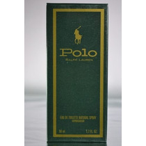 Perfume Polo Verde Green 50ml 100% Original Tester Importado
