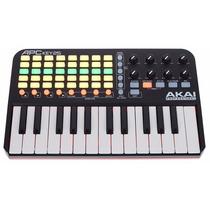 Teclado Controlador Akai Apc Key 25 Usb + Ableton