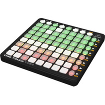 Behringer Cmd Touch Tc64 Launchpad Só No Territorio Dos Djs