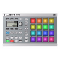 Native Instruments Maschine Mikro Mk2 Branca