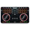 Numark Mixtrack Pro Ii Com 2 Canais E Interface (pré Escuta)