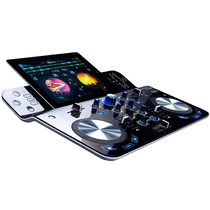 Controladora Dj Hercules Control Wave Wireless P/ Ipad