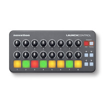 Controlador Novation Launch Control (novo) (n/ Numark)