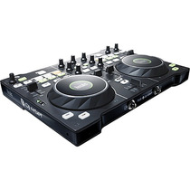 Hercules Controlador Dj 4set E Interface De Áudio Entrega